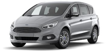 Adapted Ford Galaxy