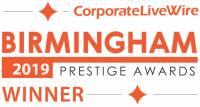 Birmingham 2019 Prestige Award Winner