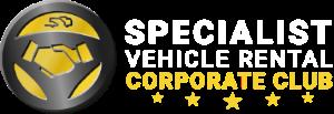 SVR Corporate Club Logo