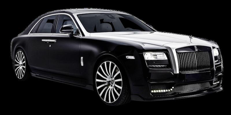 Rolls Royce Phantom Page Hero