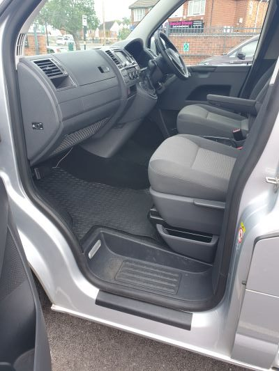 front seats from passenger side view