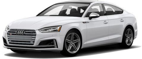 Adapted Audi A5