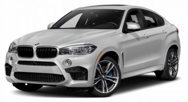 Adapted BMW X6