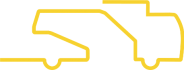 Specialist Vehicle Rental logo: yellow outline of 3 vehicles. Links to home page
