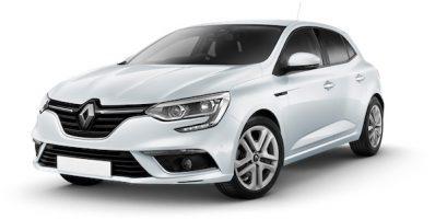 Adapted Renault Megane