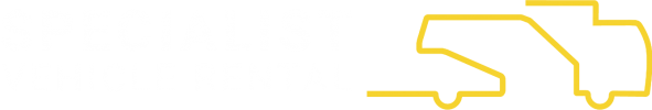 Specialist Vehicle Rental Logo